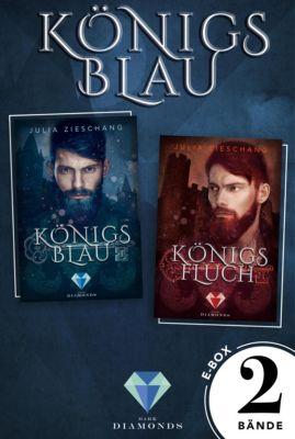 Königsblau: Königsblau: Die E-Box zur märchenhaft-düsteren Reihe über den sagenumwobenen König Blaubart!, Julia Zieschang