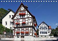 Königstein im Taunus vom Frankfurter Taxifahrer Petrus Bodenstaff (Tischkalender 2019 DIN A5 quer) - Produktdetailbild 6