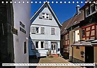 Königstein im Taunus vom Frankfurter Taxifahrer Petrus Bodenstaff (Tischkalender 2019 DIN A5 quer) - Produktdetailbild 9