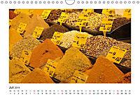 Köstliches vom Markt (Wandkalender 2019 DIN A4 quer) - Produktdetailbild 7