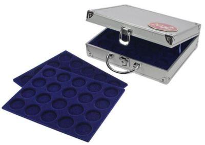 Koffer für 20 -Münzen in Kapseln