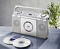 Kofferradio mit CD - Produktdetailbild 1