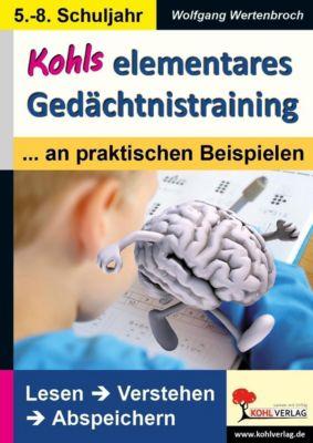Kohls elementares Gedächtnistraining, Wolfgang Wertenbroch