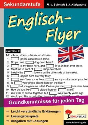 Kohls Englisch-Flyer, Jens Hildebrand, Hans-J. Schmidt