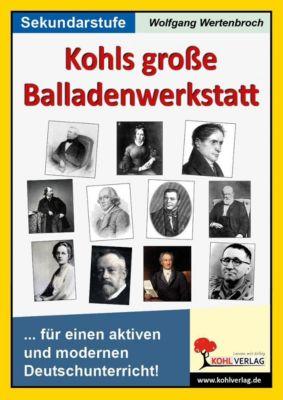 Kohls grosse Balladenwerkstatt, Wolfgang Wertenbroch