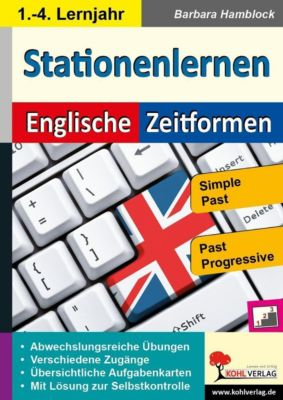 Kohls Stationenlernen Englische Zeitformen 2, Barbara Hamblock