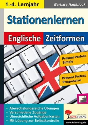 Kohls Stationenlernen Englische Zeitformen 3, Barbara Hamblock