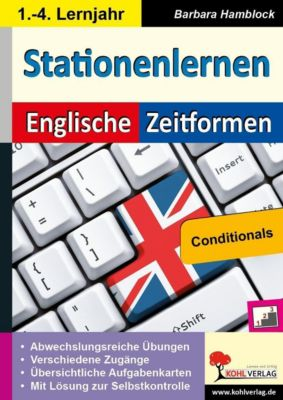 Kohls Stationenlernen Englische Zeitformen 6, Barbara Hamblock