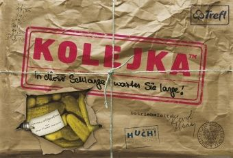 Kolejka - In dieser Schlange warten Sie lange! (Spiel), Karol Madaj