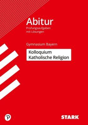 Kolloquium Katholische Religion, Gymnasium Bayern -  pdf epub