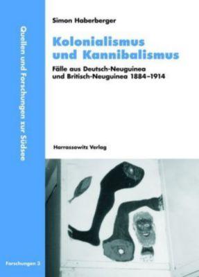 Kolonialismus und Kannibalismus, Simon Haberberger