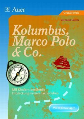 Kolumbus, Marco Polo & Co., Veronika Ederer