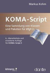 KOMA-Script, Markus Kohm