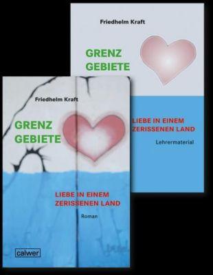 Kombi-Paket: Grenzgebiete - Liebe in einem zerrissenem Land, Friedhelm Kraft
