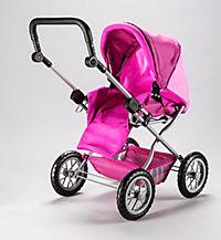 Kombi Puppenwagen-Set 8-teilig, Design 2015 - Produktdetailbild 1