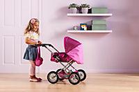 Kombi Puppenwagen-Set 8-teilig, Design 2015 - Produktdetailbild 6