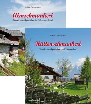 Kombipaket Almschmankerl + Hüttenschmankerl - Herbert Gschwendtner |