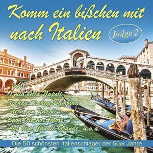 Komm Ein Bisschen Mit Nach Italien,Folge 2, Diverse Interpreten