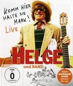 Komm Hier Haste Ne Mark, Helge Schneider