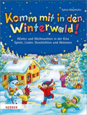 Komm mit in den Winterwald!, Sylvia Mayrhofer