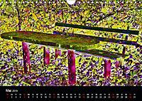 Komm mit mir aufs Land - bunte Eindrücke von Ulrike SSK (Wandkalender 2019 DIN A4 quer) - Produktdetailbild 5