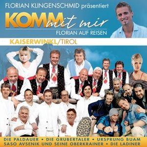 Komm mit mir - Florian auf Reisen, Diverse Interpreten