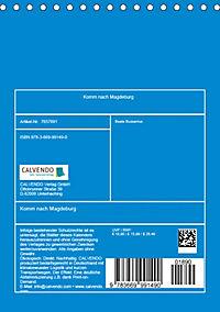 Komm nach Magdeburg (Tischkalender 2019 DIN A5 hoch) - Produktdetailbild 13