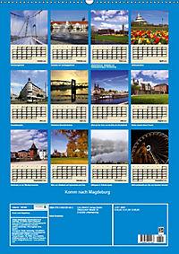 Komm nach Magdeburg (Wandkalender 2019 DIN A2 hoch) - Produktdetailbild 13
