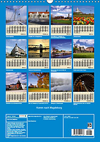 Komm nach Magdeburg (Wandkalender 2019 DIN A3 hoch) - Produktdetailbild 13