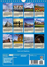 Komm nach Magdeburg (Wandkalender 2019 DIN A4 hoch) - Produktdetailbild 13