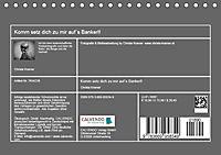 Komm setz dich zu mir auf's Bankerl! (Tischkalender 2019 DIN A5 quer) - Produktdetailbild 13
