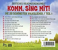 Komm, sing mit! - Die 25 Schönsten Volkslieder 1 - Produktdetailbild 1
