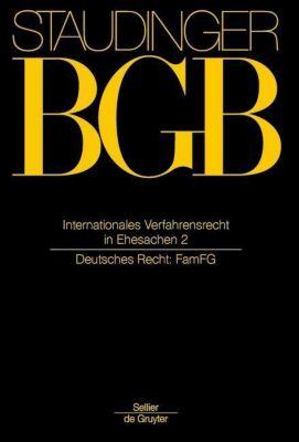 Kommentar zum Bürgerlichen Gesetzbuch (BGB) mit Einführungsgesetz und Nebengesetzen: Internationales Verfahrensrecht in Ehesachen (IntVerfREhe)