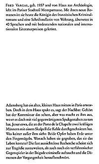 Kommissar Adamsberg Band 7: Die dritte Jungfrau - Produktdetailbild 2