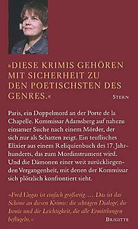 Kommissar Adamsberg Band 7: Die dritte Jungfrau - Produktdetailbild 1