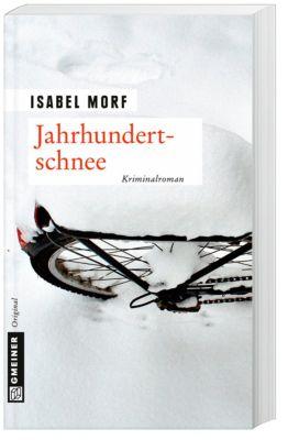 Kommissar Beat Streiff Band 4: Jahrhundertschnee, Isabel Morf