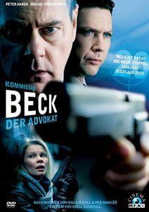Kommissar Beck: Der Advokat, Cecilia Börjlind, Rolf Börjlind, Maj Sjöwall, Per Wahlöö