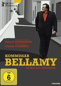 Kommissar Bellamy - Mord als Souvenir, Gérard Depardieu, Clovis Cornillac
