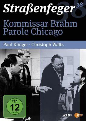 Kommissar Brahm / Parole Chicago, Karl Heinz Zeitler, Sven Freiheit, Urs Eplinius, Heiner Schmidt