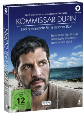 Kommissar Dupin 1-3 Box