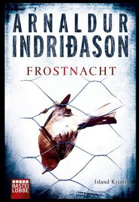 Kommissar-Erlendur-Krimi Band 7: Frostnacht, Arnaldur Indriðason