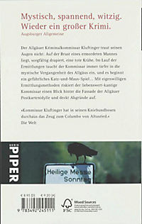 Kommissar Kluftinger Band 2: Erntedank - Produktdetailbild 1
