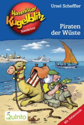 Kommissar Kugelblitz Band 30 Piraten Der W 252 Ste Ebook