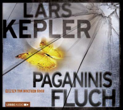 Kommissar Linna Band 2: Paganinis Fluch (6 Audio-CDs), Lars Kepler
