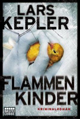 Kommissar Linna Band 3: Flammenkinder - Lars Kepler |