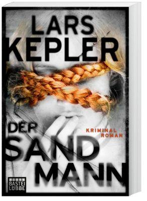 Kommissar Linna Band 4: Der Sandmann, Lars Kepler