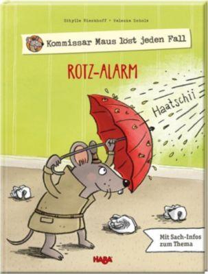 Kommissar Maus löst jeden Fall - Rotz-Alarm, Sibylle Rieckhoff