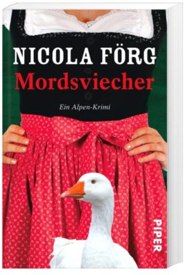 Kommissarin Irmi Mangold Band 4: Mordsviecher, Nicola Förg