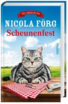 Kommissarin Irmi Mangold Band 6: Scheunenfest, Nicola Förg