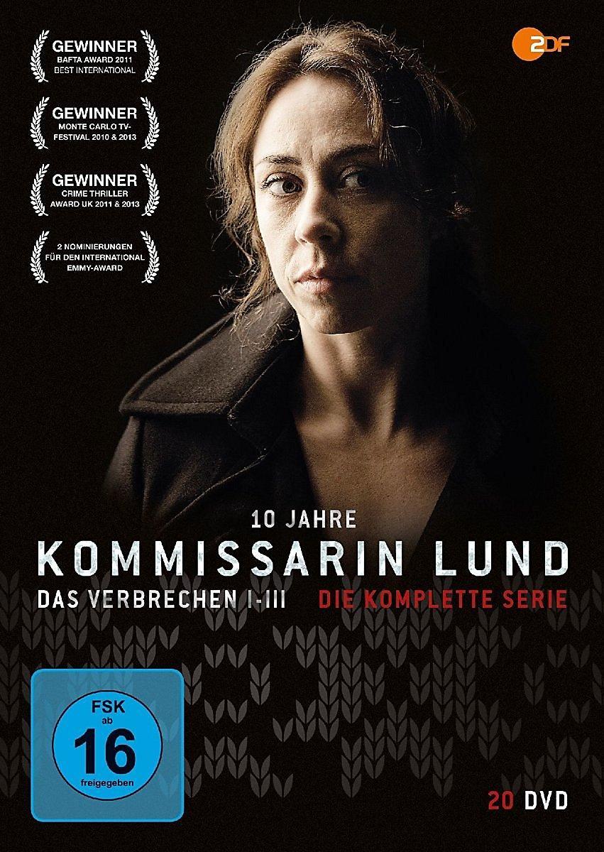 Kommissarin Lund Das Verbrechen Die Komplette Serie Film